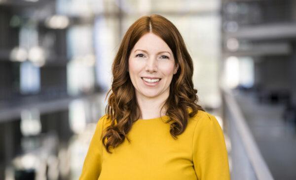 Potrait Dr. Anna Christmann