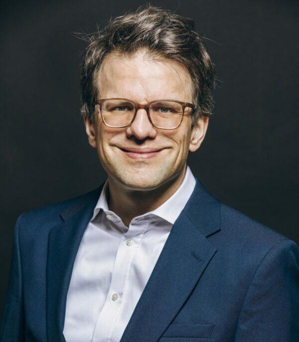 Portrait Tobias Kemnitzer
