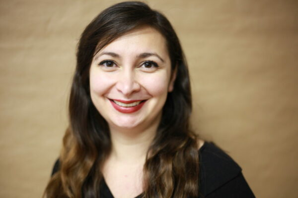 Portrait Georgia Fragkogianni