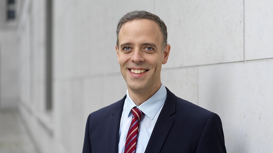 Portrait Dr. Markus Richter