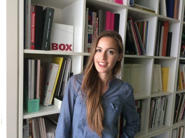 Portrait Adriana Groh