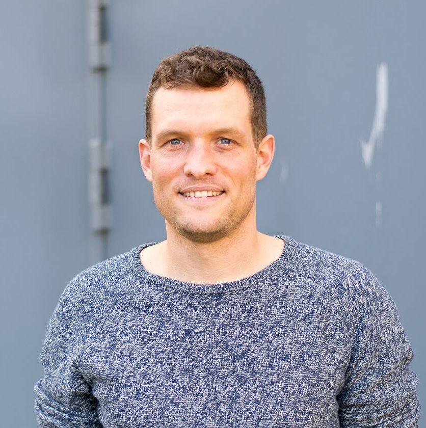 Portrait Bastian Schlinck