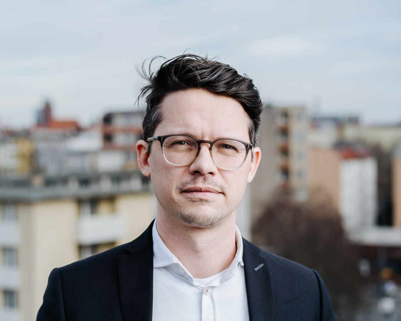 Portrait Benjamin Seibel