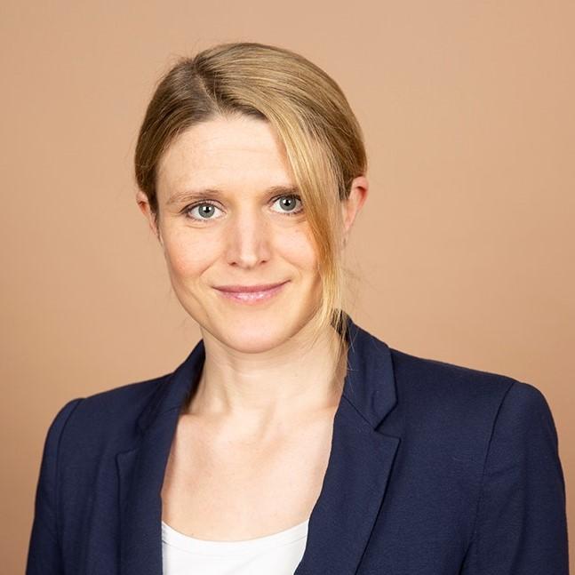 Portrait Clara Holler