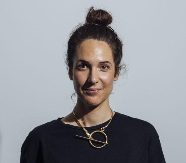 Portrait Elena Kalogeropoulos