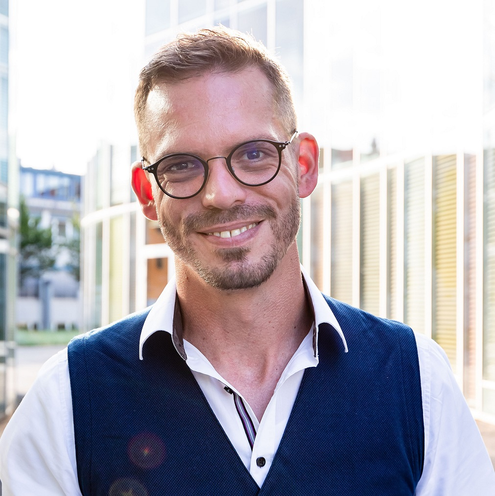 Portrait Hannes Jaehnert