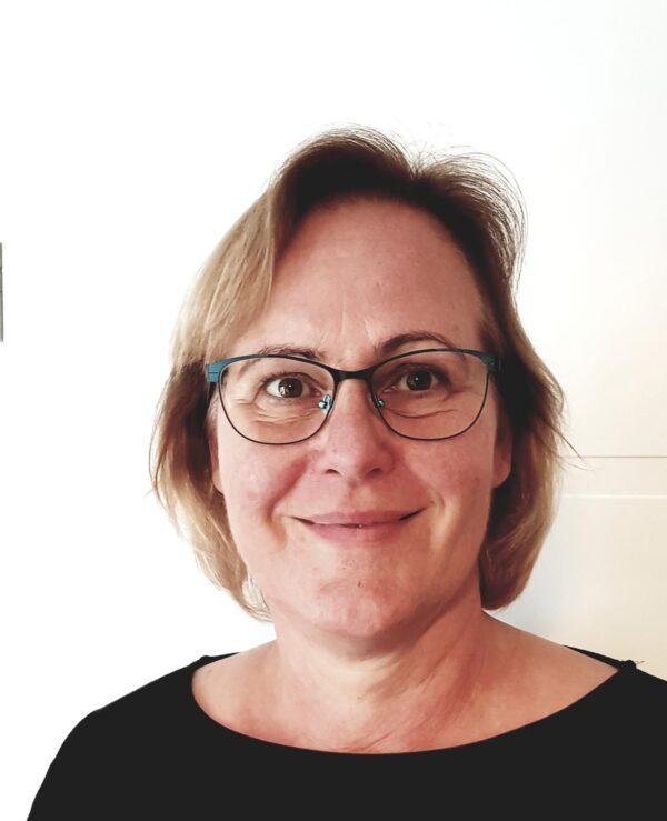 Portrait Iris Cornelssen