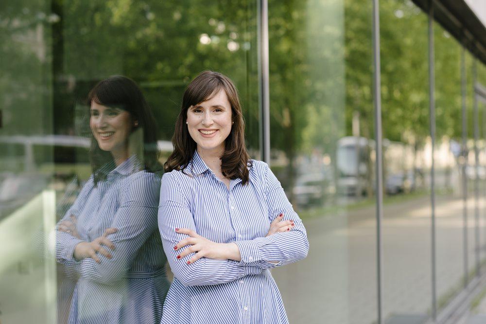 Portrait Julia Halm
