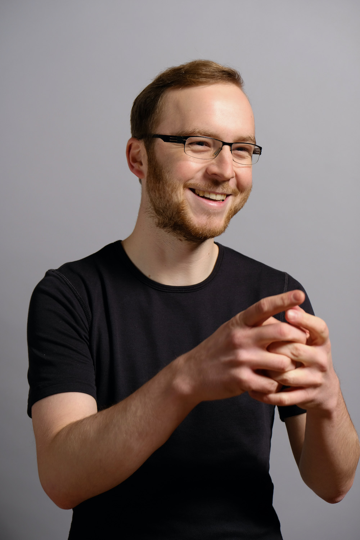 Portrait Michael Puntschuh