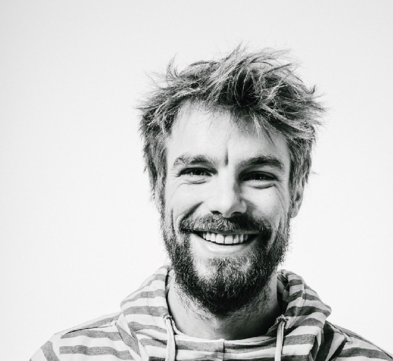 Portrait Robin Pfaff